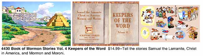 Keepers of the Word LDS Quiet Books