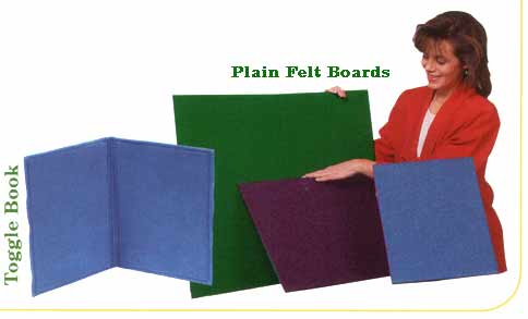 Felt Board Selection