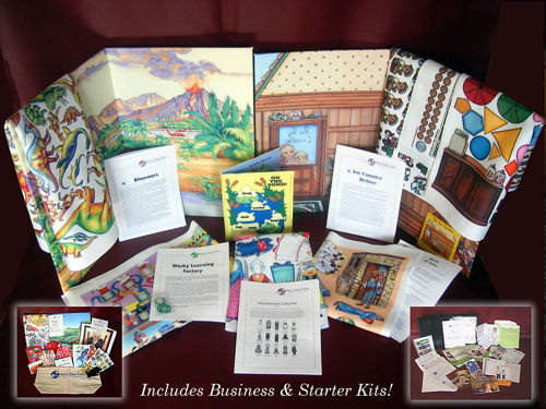 Direct Sales Business Starter Kit Large
